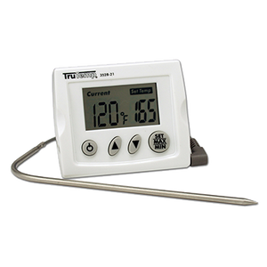 Taylor 3518N Cooking Thermometer, digital type, 32° to 392°F
