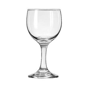 Libbey 3769 Wine Glass, 6-1/2 oz., 2 dz Per Case