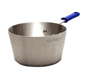 Vollrath 434512 Wear-Ever® Tapered Sauce Pan 5-1/2  Quart, Aluminum