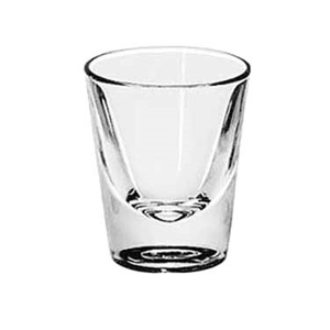 Libbey 5120 Whiskey Shot Glass, 1-1/2 oz.