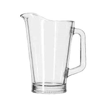 Libbey 5260 Pitcher, 60 oz., glass