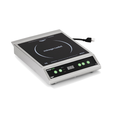 "Vollrath Mirage® Cadet 53900 Induction Range, Countertop 12""x16"", 120V/60/1-ph, NSF"