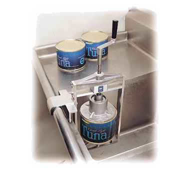 Nemco 55800 Easy Tuna Press™, holds one 64 oz. size can