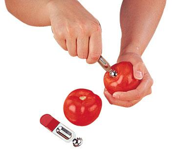 Nemco 55874-2 Easy Scooper™ Tomato Stem Remover, 2 per pack, NSF
