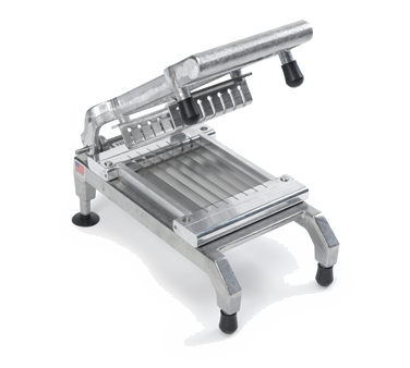 "Nemco 55975 Easy Chicken Slicer™, 1/2"" cut, unsharpened stainless steel blades, NSF"