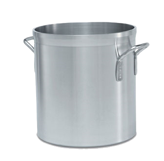 Vollrath 68680 Classic Select™ Stock Pot - 80 Quart, Aluminum