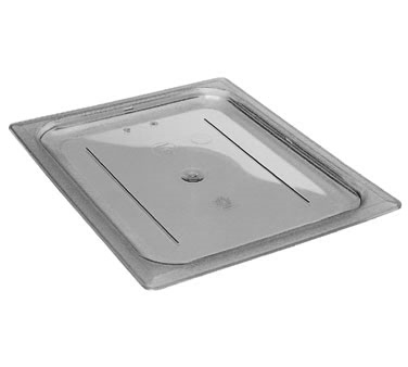 Cambro 90HPC150 High Heat 1/9 Pan Cover, Amber, NSF