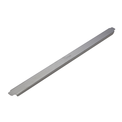 "Winco ADB-20 Adapter Bar, 20""L x 1""W, stainless steel"