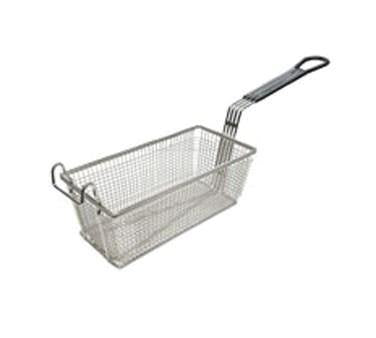 "Adcraft FBR-11571 Fry Basket, 11"" x 5-3/8"" x 4-1/8"" Deep"