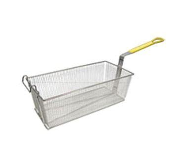"Adcraft FBR-16834 Fry Basket, 17"" x 8-1/4"" x 6"" Deep"