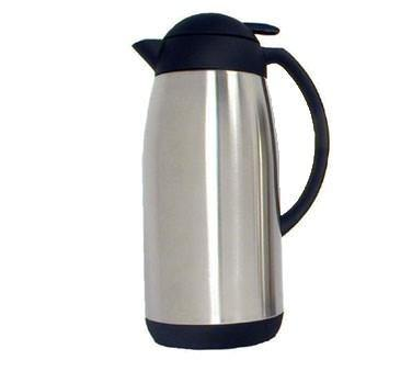 Adcraft SLVF-1500 Vacuum Flask, 1500 ML, Stainless Steel