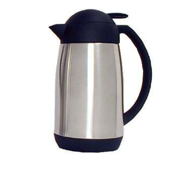 Adcraft SLVF-750 Vacuum Flask, 750 ML, Stainless Steel