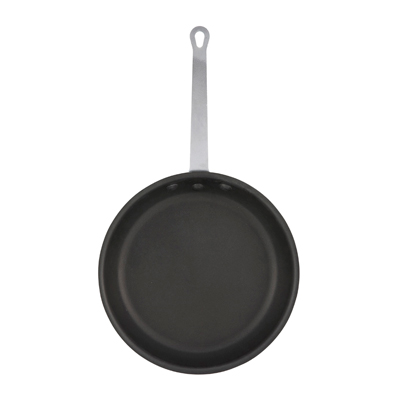 "Winco AFP-10NS Majestic™ Fry Pan, 10"" Dia. without Lid, Non-stick, NSF"