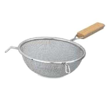 Alegacy S9193 Stainless Steel Medium Single Mesh Strainer 4-3/4""