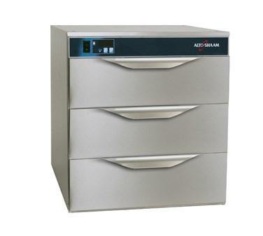 Alto Shaam 500-3D Heat Warming Drawer with (3) Drawers