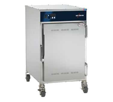 Alto-Shaam 500-S-QS Half Height Insulated Mobile Heated Cabinet with (6) Pan Capacity