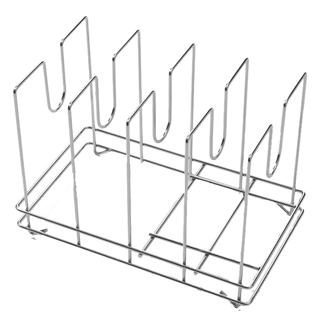 American Metalcraft 18040 Pizza/Bakers' Screen Rack