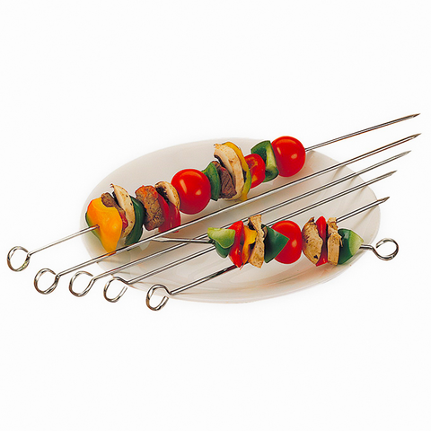 "American Metalcraft 24014 Skewer 14"" blade, stainless steel"