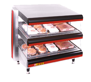 Display Merchandiser, Heated, For Multi-Product