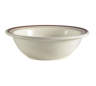 "CAC China AZ-10 Arizona Grapefruit Bowl, 13 oz., 6-3/8"" dia. x 1-3/4""H, round"