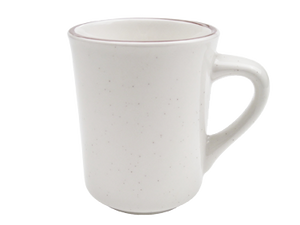 "CAC China AZ-17 Arizona Ventura Mug, 8 oz., 3-1/8"" dia. x 4""H, round, tall, 3dz Per Case"