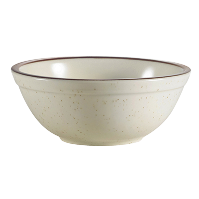 "CAC China AZ-18 Arizona Nappie Bowl, 15 oz., 5-7/8"" dia. x 2-1/4""H, round, 3dz Per Case"