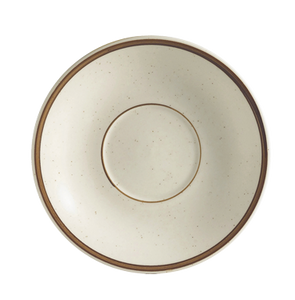 "CAC China AZ-2 Arizona Saucer, 6"" dia. x 1""H, round, 3dz Per Case"