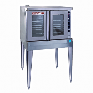 Blodgett Oven BDO-100-G-ES Double Full Size Natural Gas Convection Oven - 45,000 BTU