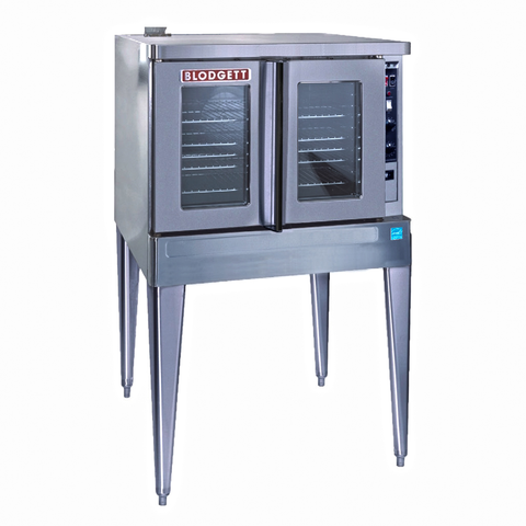 Blodgett Oven BDO-100-G-ES Single Full Size Natural Gas Convection Oven - 45,000 BTU