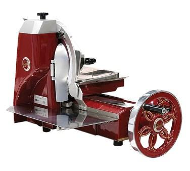 "Berkel 330M-STD Fly Wheel Slicer, 13"" Chromium-Plated Carbon Steel Knife, No Motor"