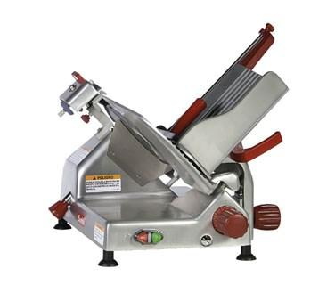 "Berkel 827A-PLUS 12"" Manual Gravity Feed Meat Slicer - 1/2 hp"