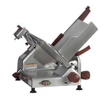 "Berkel 829E-PLUS 14"" Manual Gravity Feed Meat Slicer - 1/2 hp"