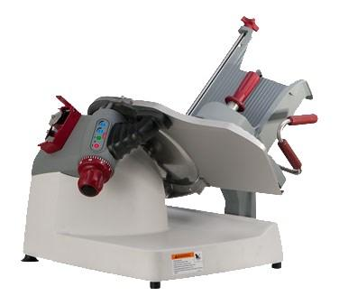 "Berkel X13AE-PLUS 13"" Automatic Gravity Feed Meat Slicer - 1/2 hp"