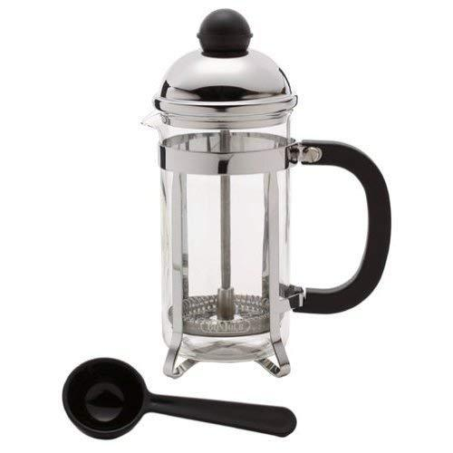 Bonjour 1003 (3) cup monet black and stainless steel french press