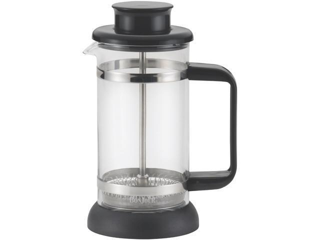 Bonjour 50983 (3) cup riviera french press, black