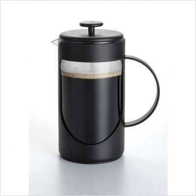 Bonjour 53189 (8) cup ami-matin french press, black