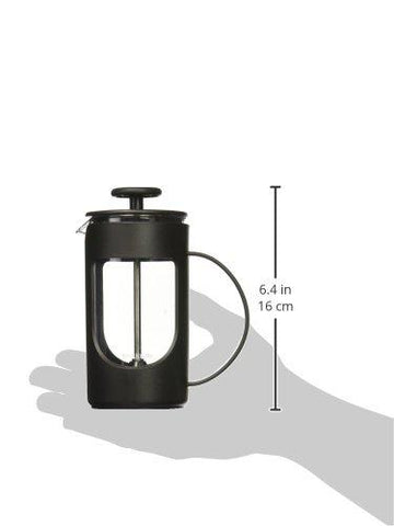 Bonjour 53193 (3) cup ami-matin french press, black