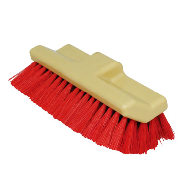 "Winco BRF-10R Floor Brush, head only, 10""W, use with BR-36W or BR-60W handle (sold separately)"