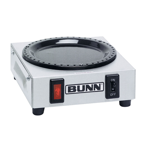 BUNN 06450.0004 WX1 Coffee Warmer, one 100W warmer, 120v