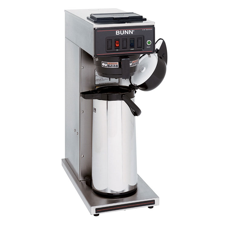 BUNN 23001.0003 CWT15-APS Automatic Airpot Coffee Brewer, 120v