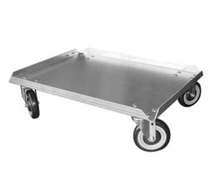 "GSW C-PD2027 Dolly, heavy-duty, platform, for 18"" x 26"" bun pans/pizza boxes, 300 lb. capacity"