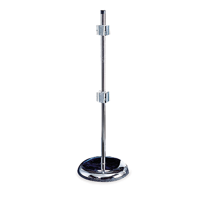 "San Jamar C3604 Cup Dispenser Stand Only, 10"" diameter base"