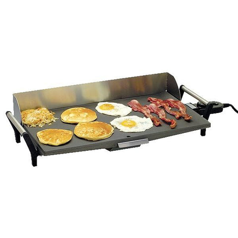 Griddle, Buffet, Countertop