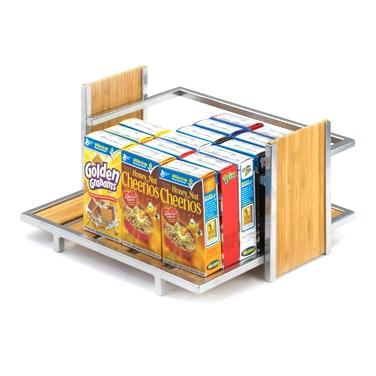 Cal-Mil 1471 Eco Modern Merchandiser with 1 Tier