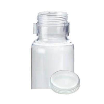 Cal-Mil 3300-28SL Storage Lid For 3300 28 Dressing Bottle - Plastic, Clear