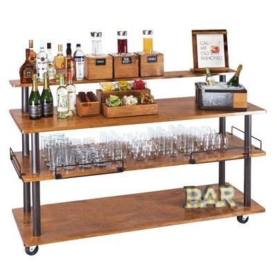 Cal-Mil 3698-6-84SHELF Sierra U-Build Cart Top Shelf