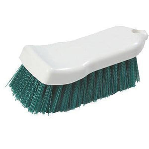 "Carlisle 4052109 Cutting Board Brush - 6 X 2-1/2"" Green"