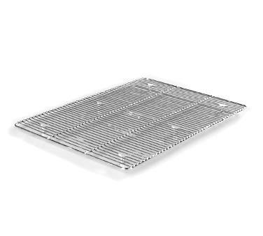 "Carlisle 601306 Icing Grate For Full Size Sheet Pans - 24-1/2"" X 16-1/2"", Nickel Plated"