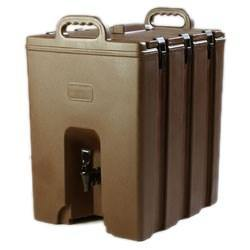 Carlisle LD1000N01 Cateraide LD 10 Gallon Brown Insulated Beverage Dispenser