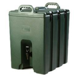 Carlisle LD1000N08 Cateraide LD 10 Gallon Forest Insulated Beverage Dispenser